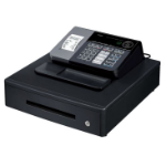 Casio SE-S10 cash register LCD