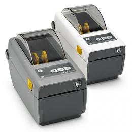 Zebra ZD410, 12 dots/mm (300 dpi), MS, RTC, EPLII, ZPLII, USB, dark grey