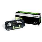 Lexmark 62D2X0E (622X) Toner black, 45K pages