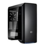 Cooler Master MasterCase MC600P Midi-Tower Black, Grey computer case