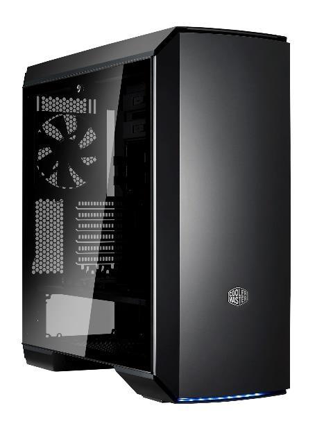 Cooler Master MasterCase MC600P Midi-Tower Black, Grey computer case