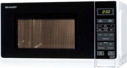 Sharp R-272WM Countertop 20L 800W White microwave