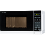 Sharp R-272WM Countertop 20L 800W White microwave