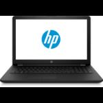 """HP 15-bw030nr 3GHz A9-9420 15.6"""" 1366 x 768pixels Touchscreen Black Notebook"""