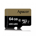 Apacer SDXC UHS-I Class10 64GB memory module