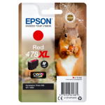 Epson C13T04F54010 (478XL) Ink cartridge red, 830 pages, 10ml