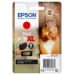 Epson Squirrel Singlepack Red 478XL Claria Photo HD Ink
