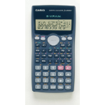 CASIO CALCULATOR CASIO FX100AU PLUS SCIENTIFIC ( EACH )