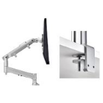 ATDEC Dynamic desk mount w/ F Clamp