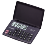 Casio LC-160LV Pocket Basic Black calculator