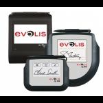 """Evolis SIG100 10.2 cm (4"""") LCD White,Black"""