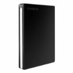 Toshiba Canvio Slim external hard drive 2000 GB Black