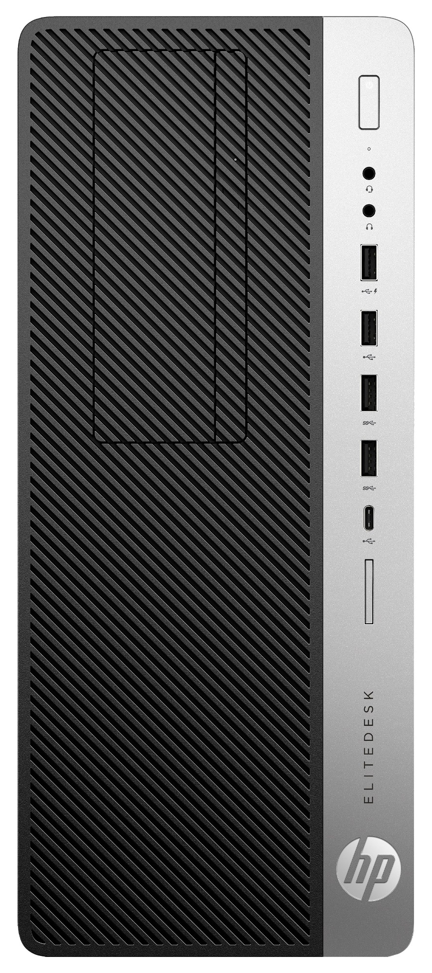 HP EliteDesk 800 G5 9th gen Intel® Core™ i7 i7-9700 16 GB DDR4-SDRAM 1000 GB SSD Black Tower PC