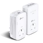 TP-LINK AV1300 Gigabit Passthrough Powerline ac Wi-Fi Kit