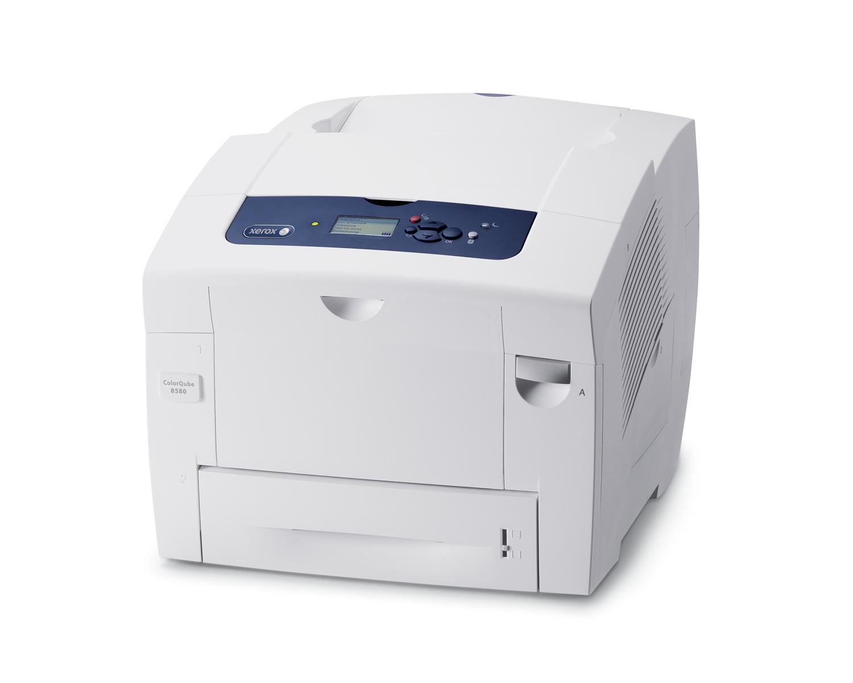 Xerox color laser printers - Xerox Colorqube 8580 Colour 2400 X 1200dpi A4 Blue White