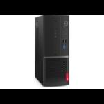 Lenovo V530s Intel® Core™ i5 der achten Generation i5-8400 8 GB DDR4-SDRAM 256 GB SSD Schwarz, Rot SFF PC