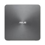 ASUS VC65R-G039M Intel H170 LGA 1151 (Socket H4) 2.2GHz i5-6400T 2L sized PC Black PC/workstation barebone