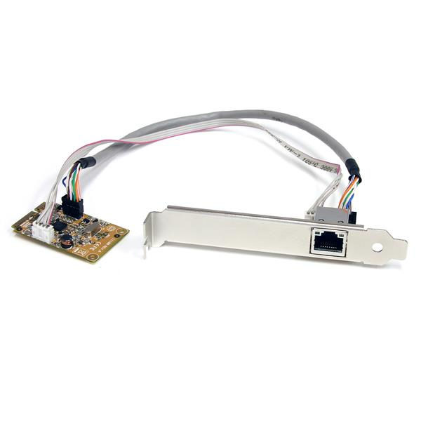 StarTech.com Mini PCI Express Gigabit Ethernet Netwerk adapter kaart