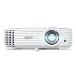 Acer Essential P1555 data projector 4000 ANSI lumens DLP MR.JRM11.002