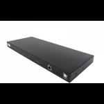 ADDER ADDERView DDX10 KVM switch Rack mounting Black