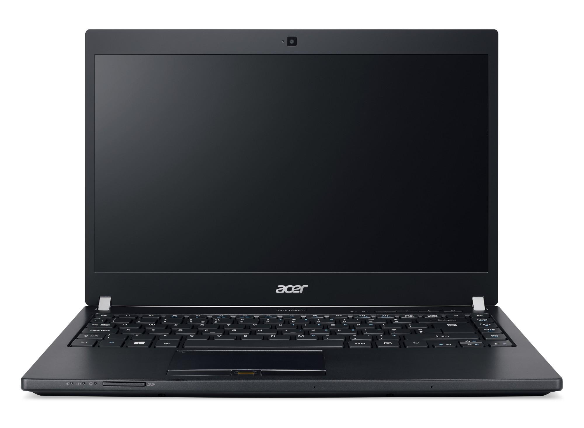 "Acer TravelMate P648-M-77D9 2.5GHz i7-6500U 14"" 1366 x 768pixels Black Ultrabook"