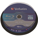 Verbatim BD-R DL 50GB 6 x 10 Pack Spindle BD-R 50GB 10pc(s)
