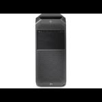 HP Z4 G4 Intel® Core™ X-series i7-7820X 16 GB DDR4-SDRAM 2256 GB HDD+SSD Black Mini Tower Workstation
