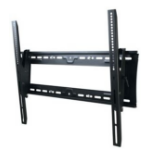 Atdec TH-3070-UT flat panel wall mount Black