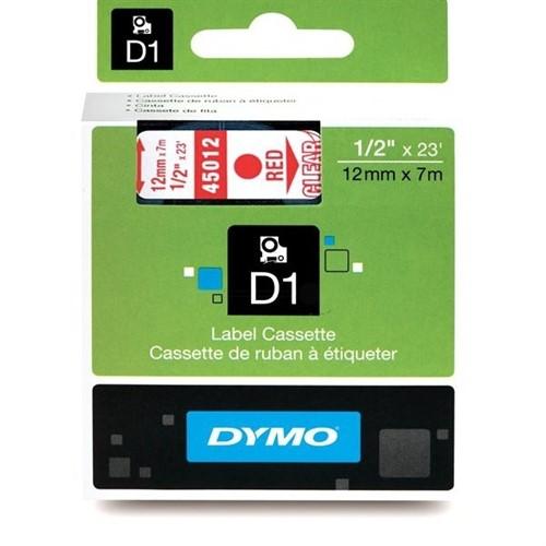 DYMO 45012 (S0720520) DirectLabel-etikettes, 12mm x 7m