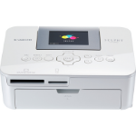Canon SELPHY CP1000 Dye-sublimation 300 x 300DPI White photo printer