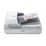 Epson WorkForce DS-60000 Flatbed & ADF scanner 600 x 600 DPI A3 White