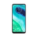 """Motorola Moto G moto g8 16.3 cm (6.4"""") 4 GB 64 GB Hybrid Dual SIM 4G USB Type-C White Android 10.0 4000 mAh"""