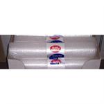 Jiffy Riggikraft SML BUB MINI ROLL 500MX3M CLEAR