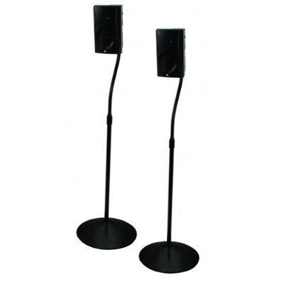 B-Tech BTV910 Floor Black speaker mount