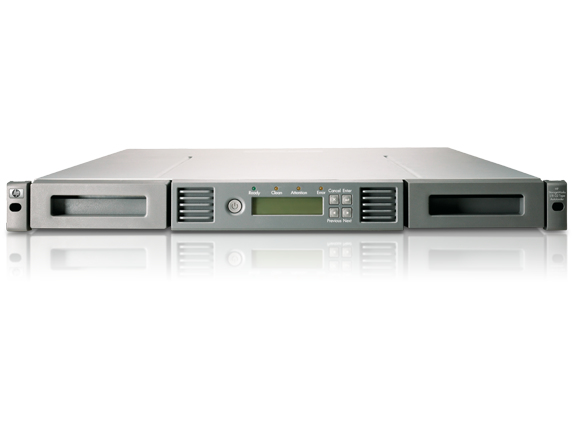 Hewlett Packard Enterprise StoreEver 1/8 G2 LTO-6 Ultrium 6250 SAS Autoloader w/8 LTO-6 Media/TVlite