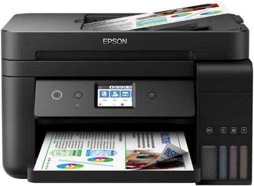 Epson ET-4750 Inkjet 33 ppm 4800 x 1200 DPI A4 Wi-Fi