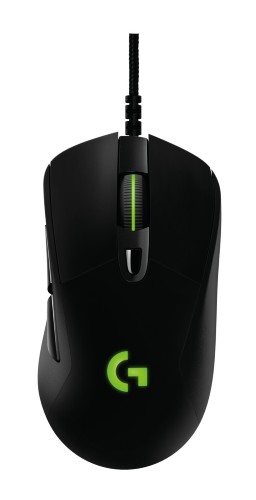 Logitech G403 mice USB Optical 12000 DPI Right-hand