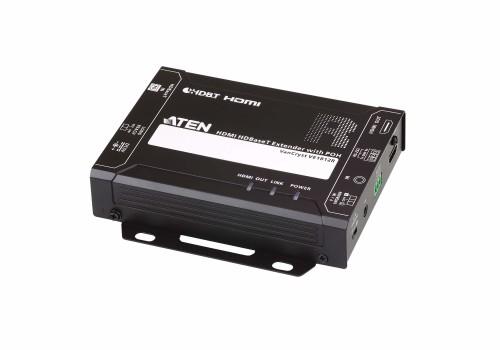 Aten VE1812R AV receiver Black AV extender
