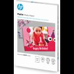 HP 7HF70A Fotopapier Weiß Matt