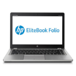 "HP EliteBook Folio 9470m 2.1GHz i7-3687U 14"" 1366 x 768pixels 3G Silver Notebook"