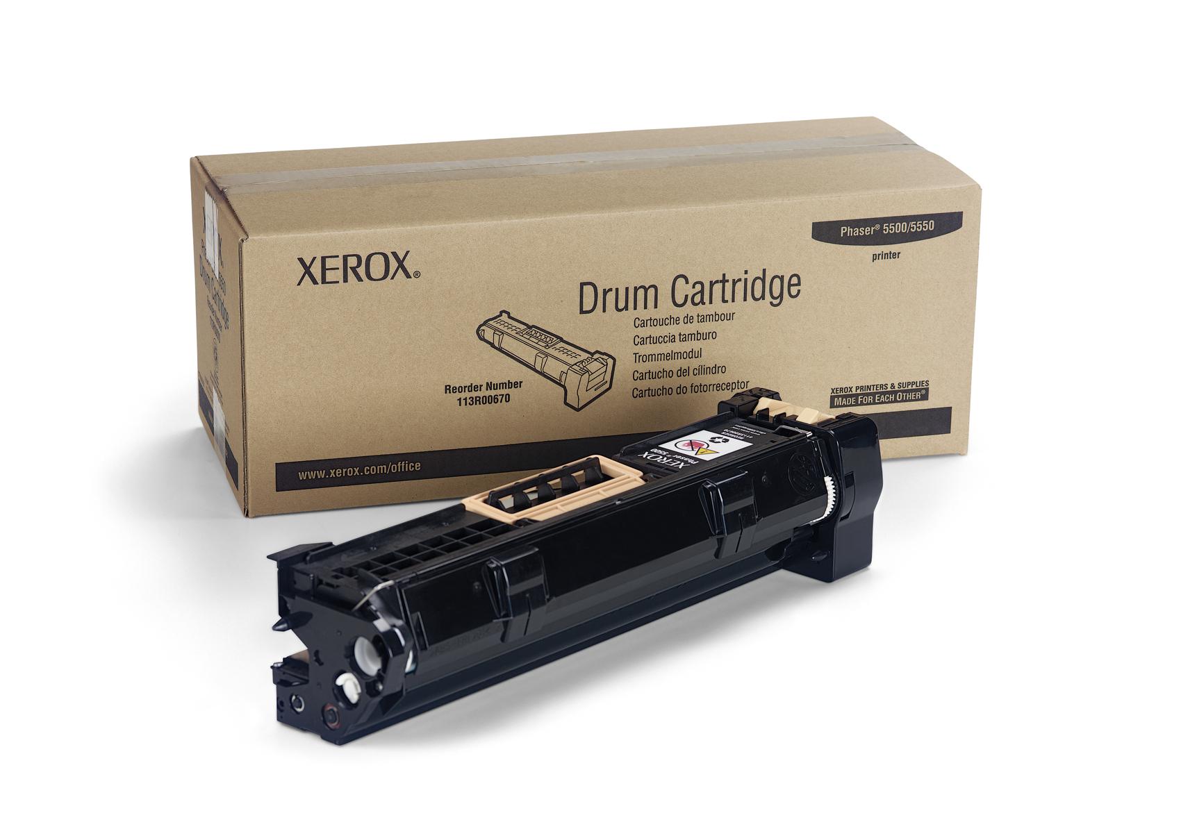 Xerox Cartucho de tambor Phaser 5500/5550