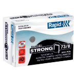 Rapid 73/8 Staples pack 5000staples
