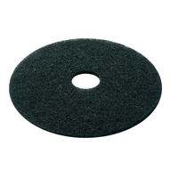 3M FLOOR PADS 15INCH 380MM BLACK PK5