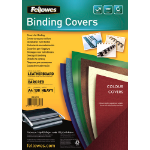 Fellowes 53716 A4 Red 25pc(s) binding cover