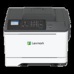 Lexmark CS521DN 33PPM NW A4 DUPLEX 2.4 CLR LCD USB COLOUR PRINTER 1YR OS REPAIR NBD