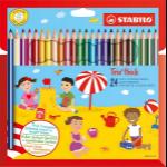 STABILO Trio thick colour pencil Multi 24 pc(s)