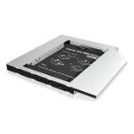 """ICY BOX IB-AC649A HDD/SSD enclosure 2.5"""" Silver"""