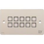 SY Electronics SY-KP10E-BW matrix switch accessory