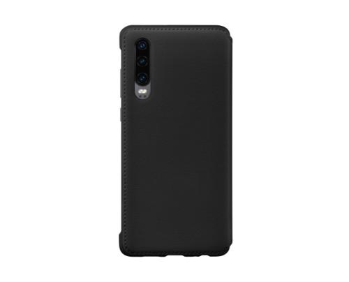 "Huawei 51992854 mobile phone case 15.5 cm (6.1"") Wallet case Black"