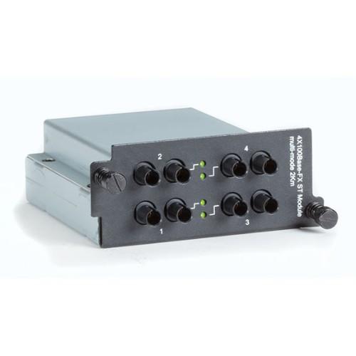 Black Box LE2711C network switch module Fast Ethernet